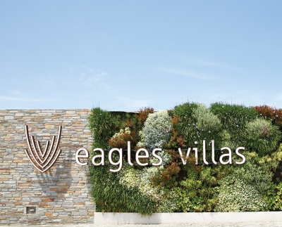 eagles villas concept